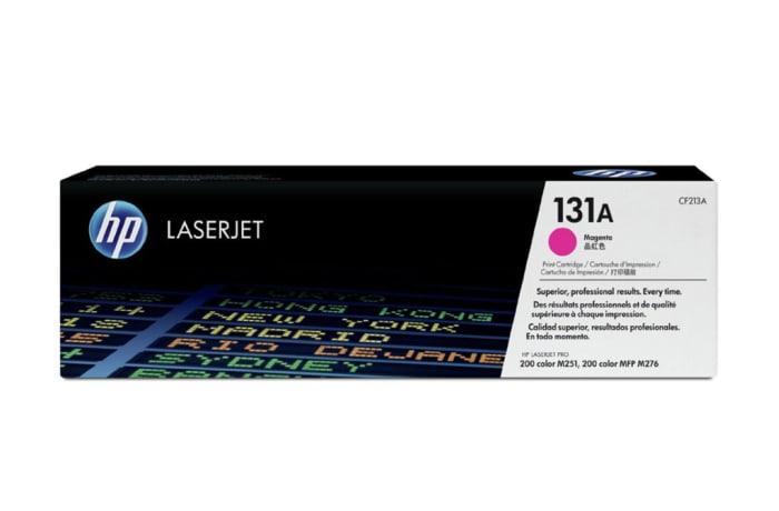 Hp 131a Cf213a Magenta Toner Cartridge image