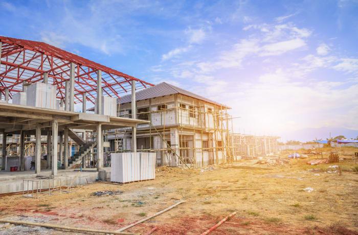 Building construction - 0