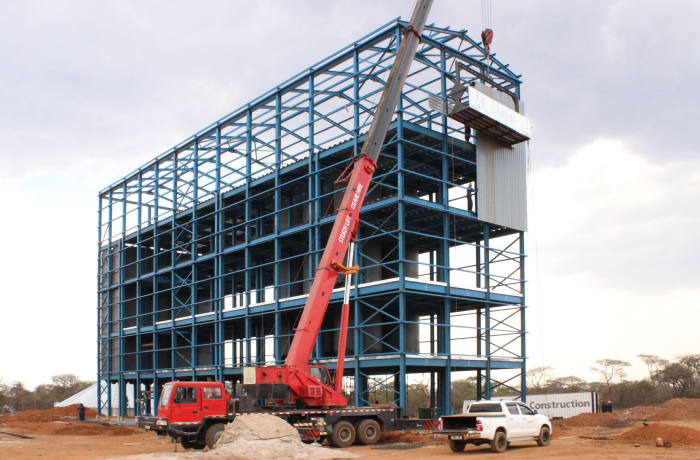 Steel fabrication - 0