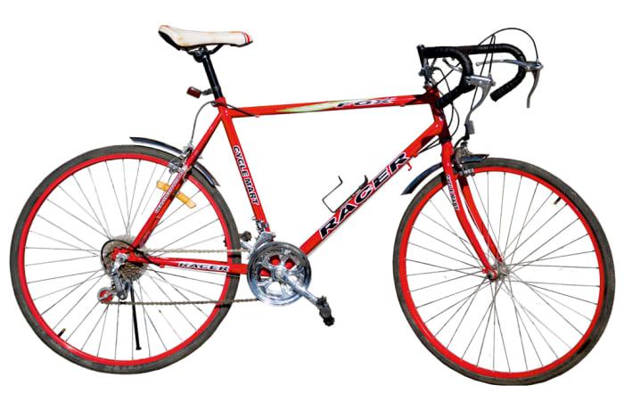 Bike Fox Race Cyclone  Road Racer Bicycle image