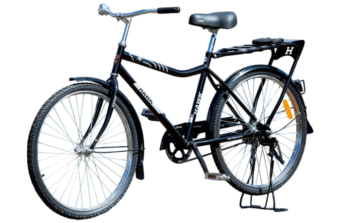 Hawk Unisex Bicycle image