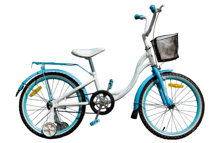 Bike Children's 20inch Size Princes Bicycle image