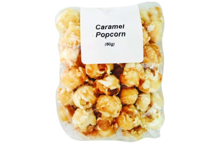 Caramel Popcorn Homemade Caramel Corn image
