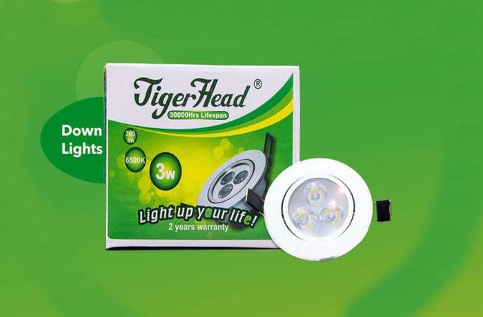 Tiger 3W Down Light Bulb image