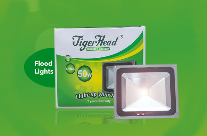 Tiger 50w Flood Light Bulb image