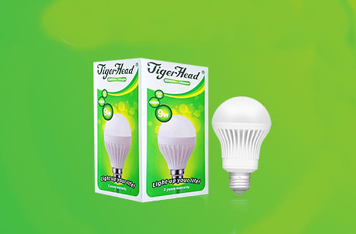 Tiger 9W Light Bulbs image