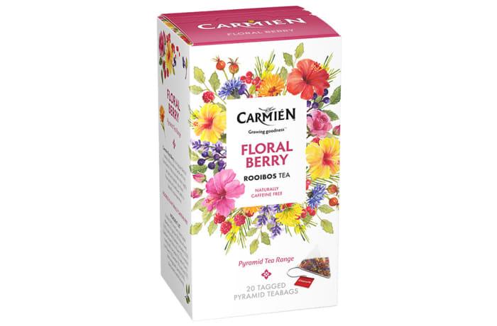Herbal Tea Floral Berry Rooibos Tea  20 Teabags image