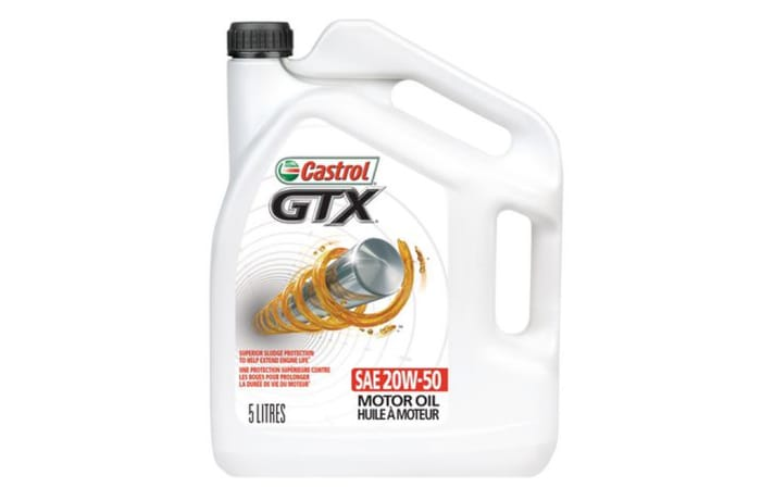 Castrol GTX Petrol Passenger Car Engine Oil  image