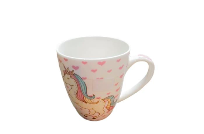 Mug Unicorn Love Ceramic Cup image