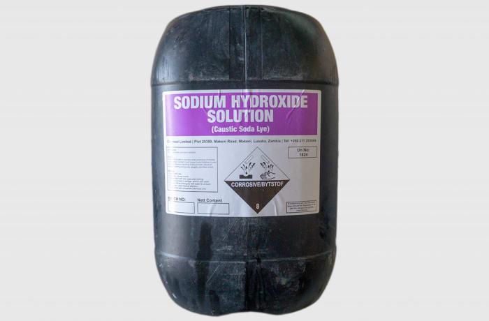 Sodium Hydroxide Solution image