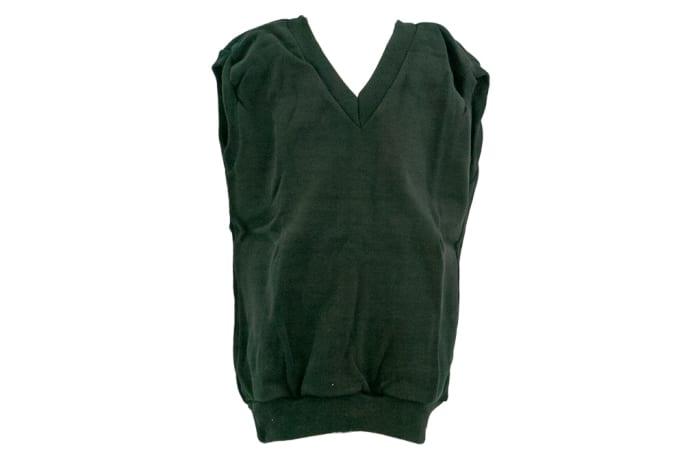 Sleeveless Black Dallas Sweater image