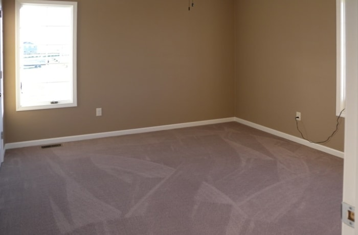 Wall to wall carpet cleaning image