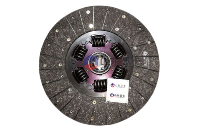 Clutch Plates 430mm image