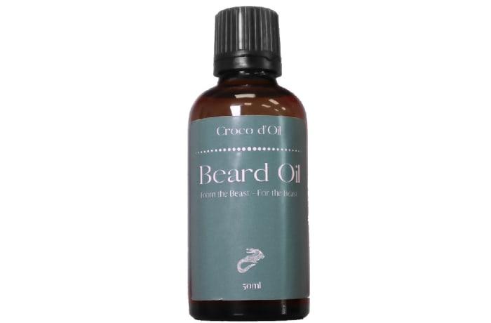 Croco D'oil  Beard Oil  50ml image