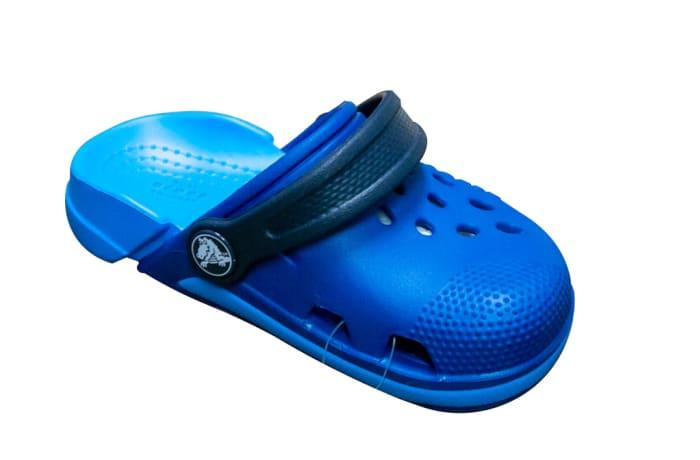 Crocs Classic Clog -  Little Kid - Blue image