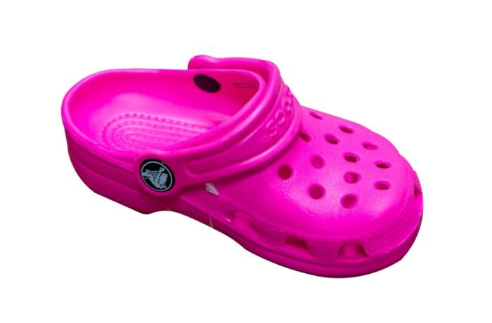 Crocs Classic Clog -  Little Kid - Pink image