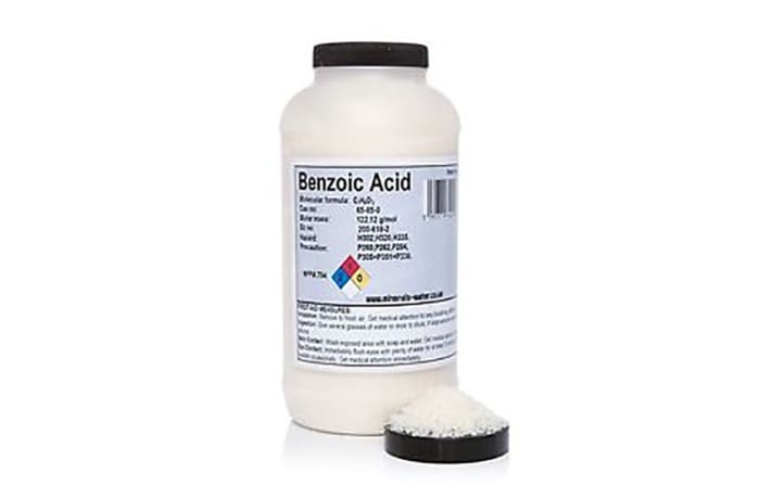 Benzoic acid image