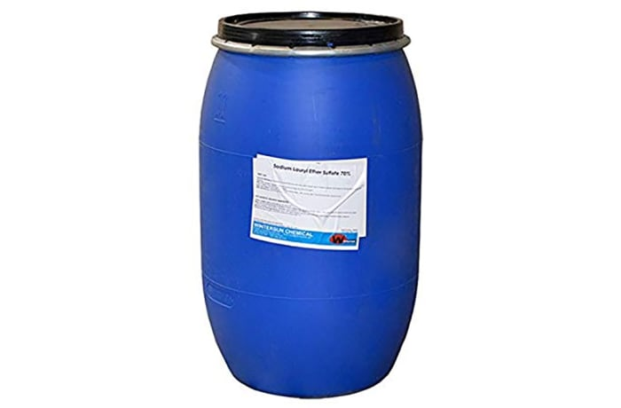 Sodium Lauryl Ether Sulphate (SLES 70%) image