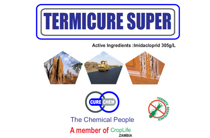 Termicure Super 30.5 SC Insecticide image