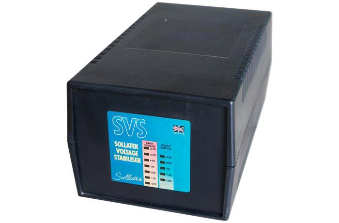 Svs20  Single Phase Voltage Stabiliser  over & under Voltage Stabilisation image