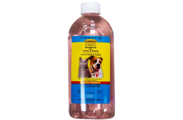 Daro Tick & Flea Pet Shampoo image