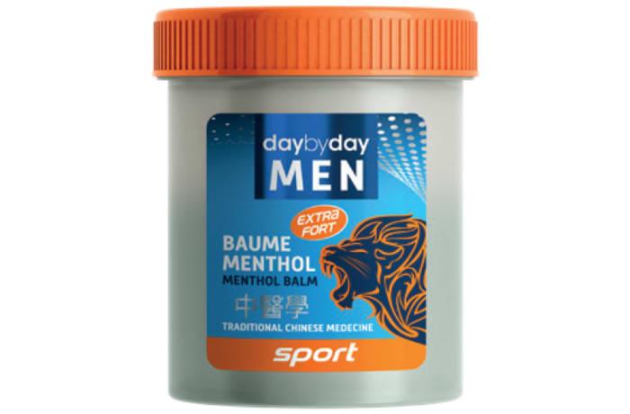 Day by Day Men Sport - Menthol Balm image