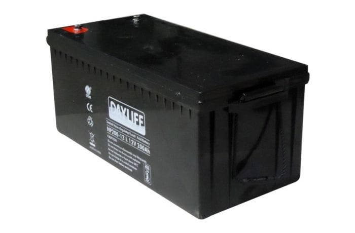 Dayliff 200Ah 12V Sealed Solar Battery image
