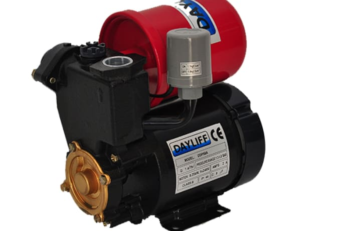 Dayliff DDP50A booster pump image