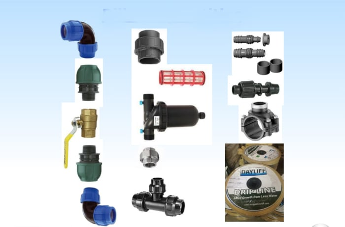 Dayliff  Drip Irrigation Kit image