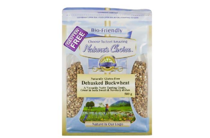 Dehusked Buckwheat Naturally Gluten-Free  500g image