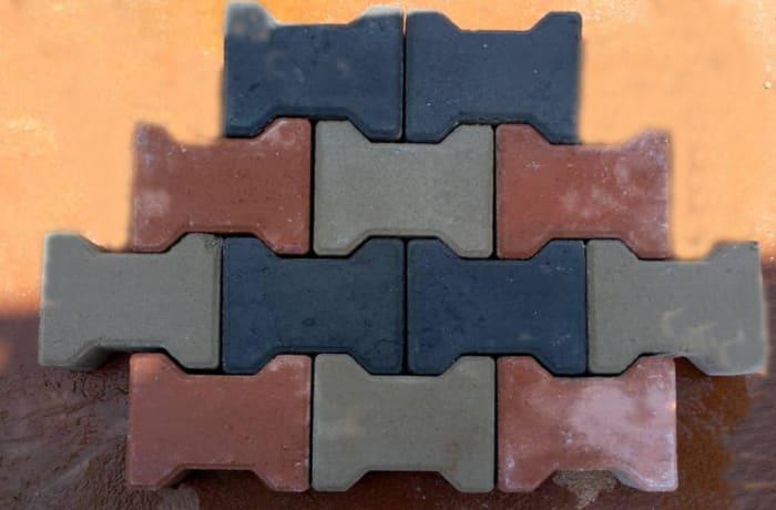 Hexagon Shaped Paver Deniz Blocks
