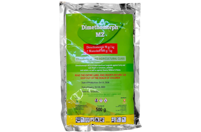 Dimethomorth Mz  Commercial & Agricultural Class Broad-Spectrum Fungicide  500g image