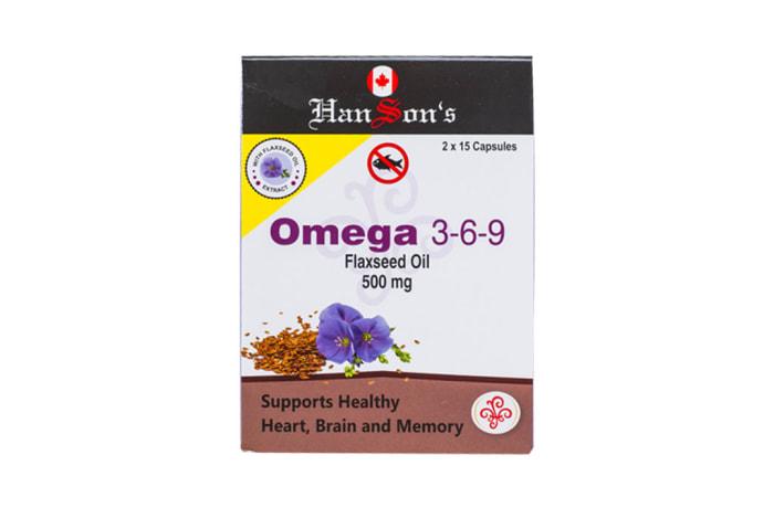 Hanson's Omega 3-6-9 (pack) image