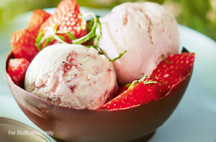 Dessert - Ice cream image