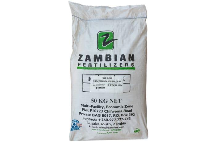 Basal Dressings W.V.C Blend  Fertilizer - 50kg image