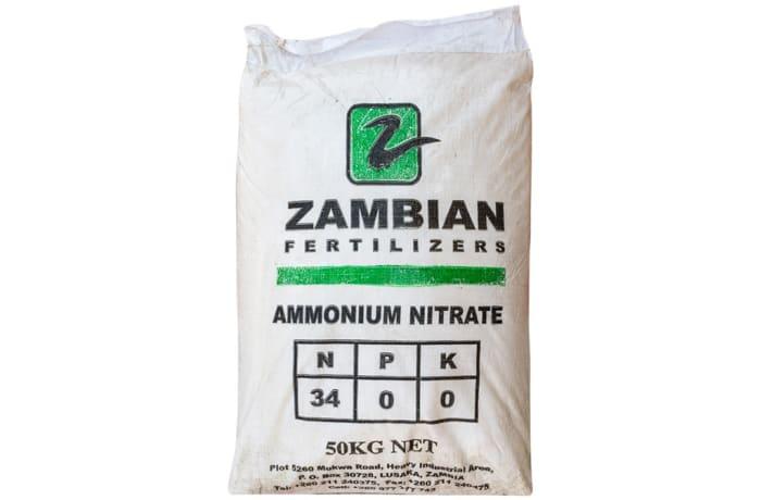 Ammonium Nitrate Fertilizer - 50kg image