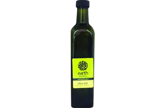 Earth Products  Extra-Virgin Cold Pressed Olive Oil 500ml image
