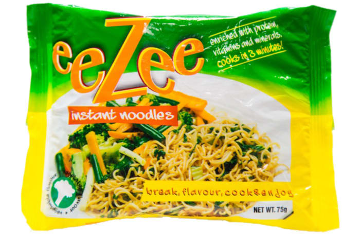 Eezee Instant Noodles Vegetable Flavor image