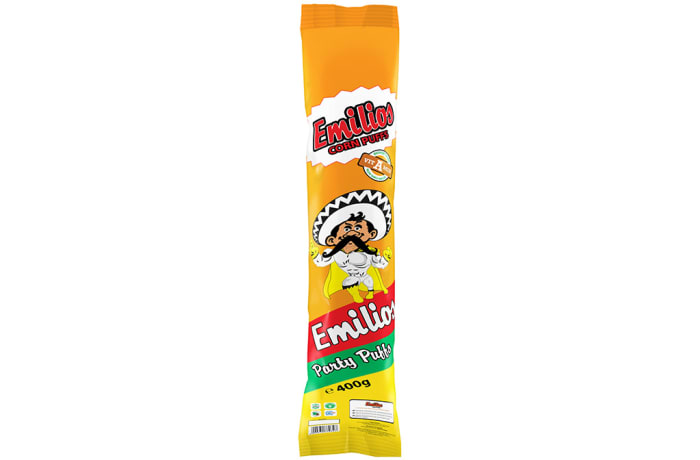 Emilios  - Corn Puffs Vitamin a Fortified   400g image