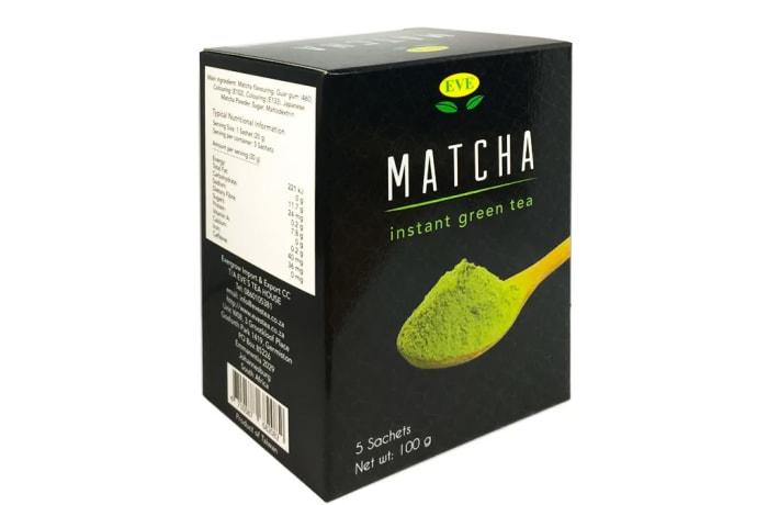 Instant Matcha Green Tea  5 Sachets image