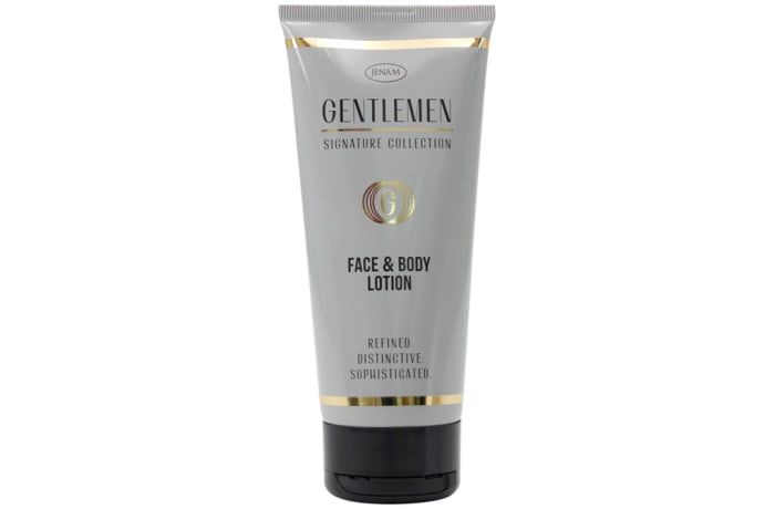 Signature Gentleman's Range! Face and Body Lotion image