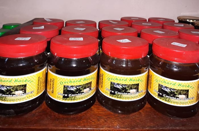 Orchard Basket Pure Honey image