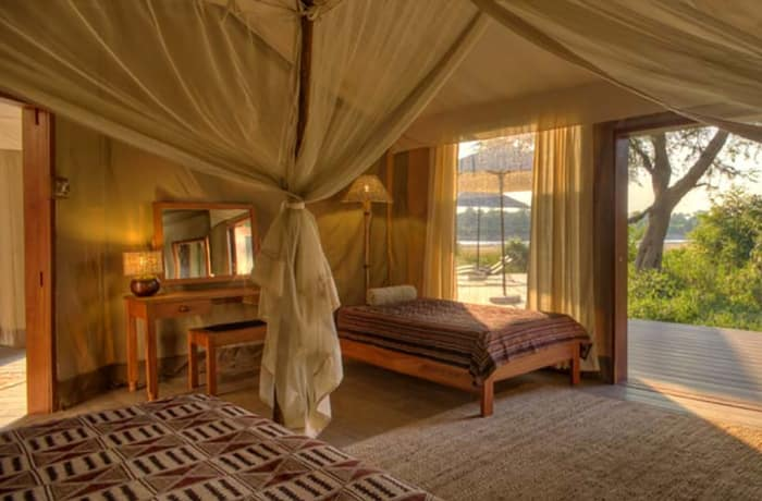 Flatdogs Camp - South Luangwa National Park image