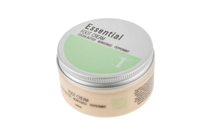 Body - Foot Cream - Cocoa Butter, Monongo, Peppermint  image