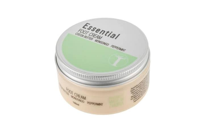 Foot Cream - Cocoa Butter, Monongo, Peppermint  image