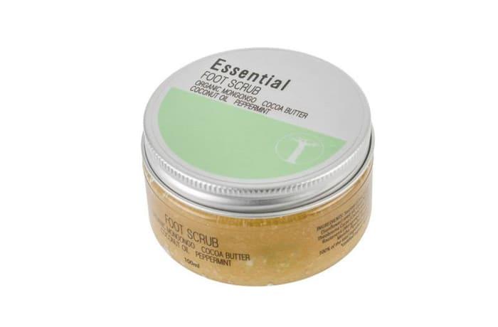 Foot Scrub - Cocoa Butter, Coconut Oil, Peppermint image