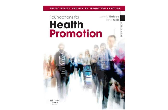 Foundations For Health Promotion image