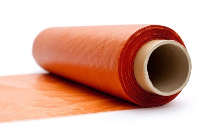 Hog Sausage casings - Collagen & Cellulose Edicol Film (580mm X 100m) image