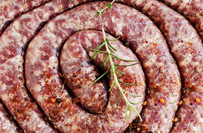 Hog Sausage casings - Long Short Hog Casing image