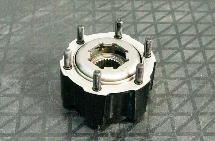 Nissan Hardbody - Free Running Hub  - Manual - Auto image